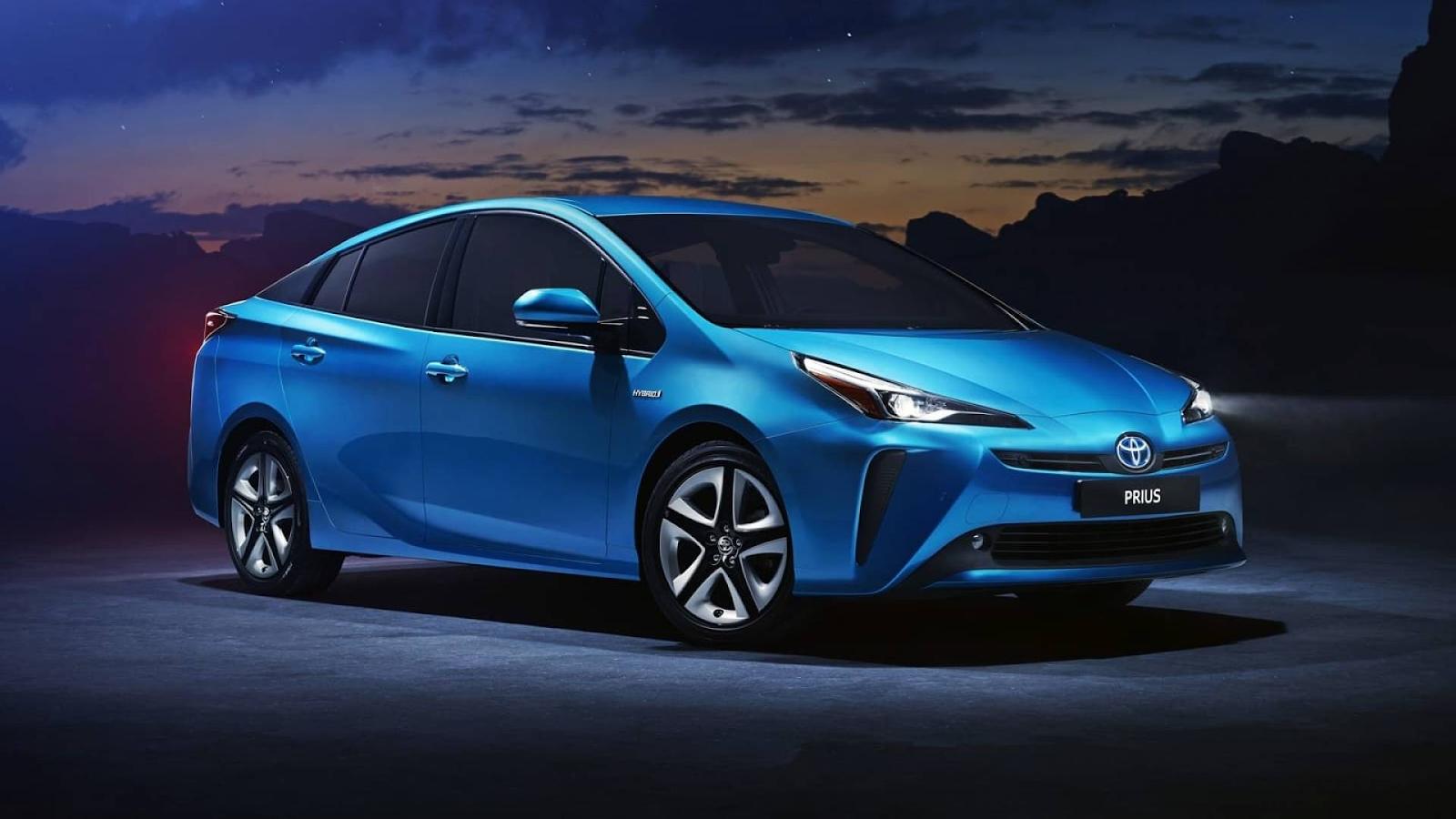 Autos hibridos ventajas y desventajas Toyota Prius