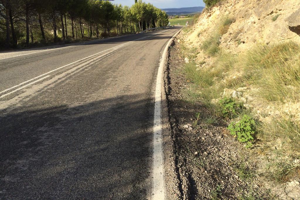 No todas las carreteras son efectivas