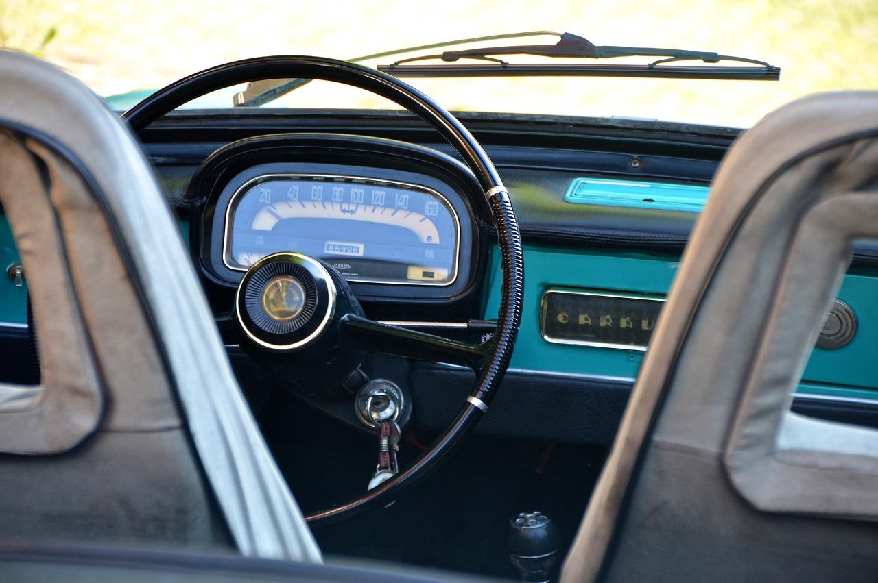 Las llaves de los autos antiguos son más sencillas de duplicar