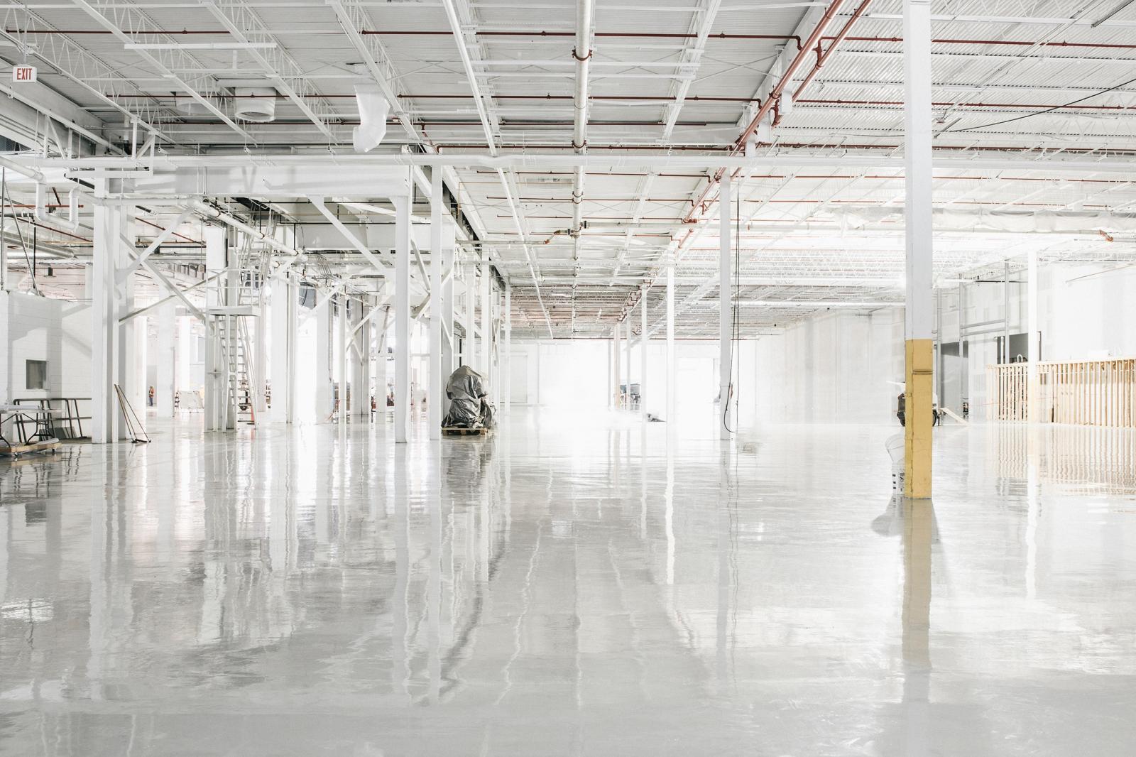 Faraday Future instalaciones
