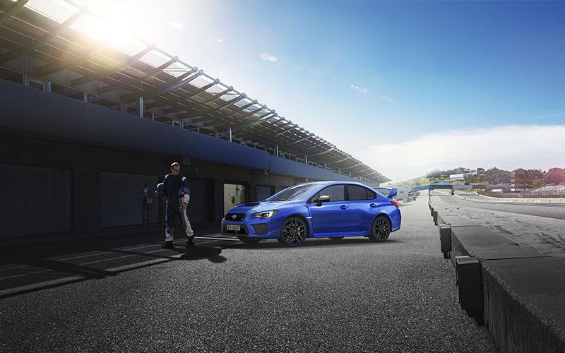 El diseño del Subaru WRX STI 2019 presume un gran estilo deportivo