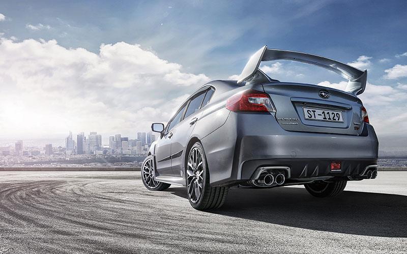 El Subaru WRX STI 2019 ofrece un desempeño poderoso, ideal para quienes gustan de las maniobras atrevidas