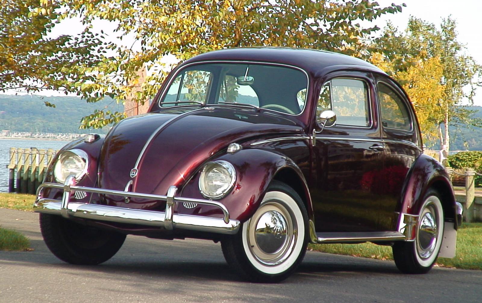 El Volkswagen Sedán 1960 salió cuando surgió VW Interamericana