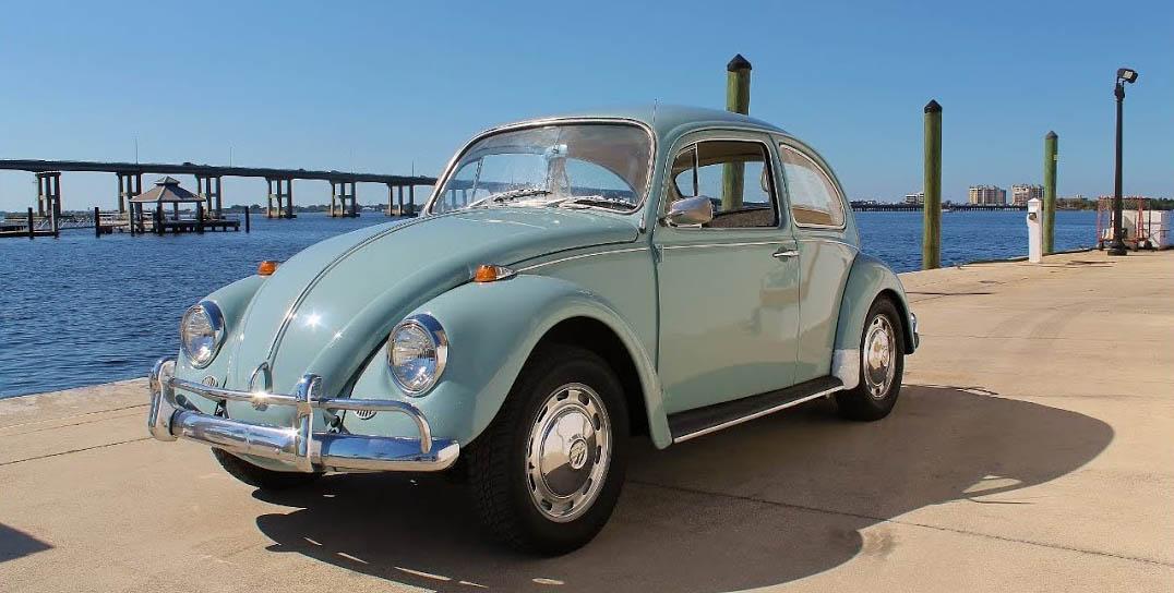 El VW Sedán 1967 fue el primero en producirse en Puebla