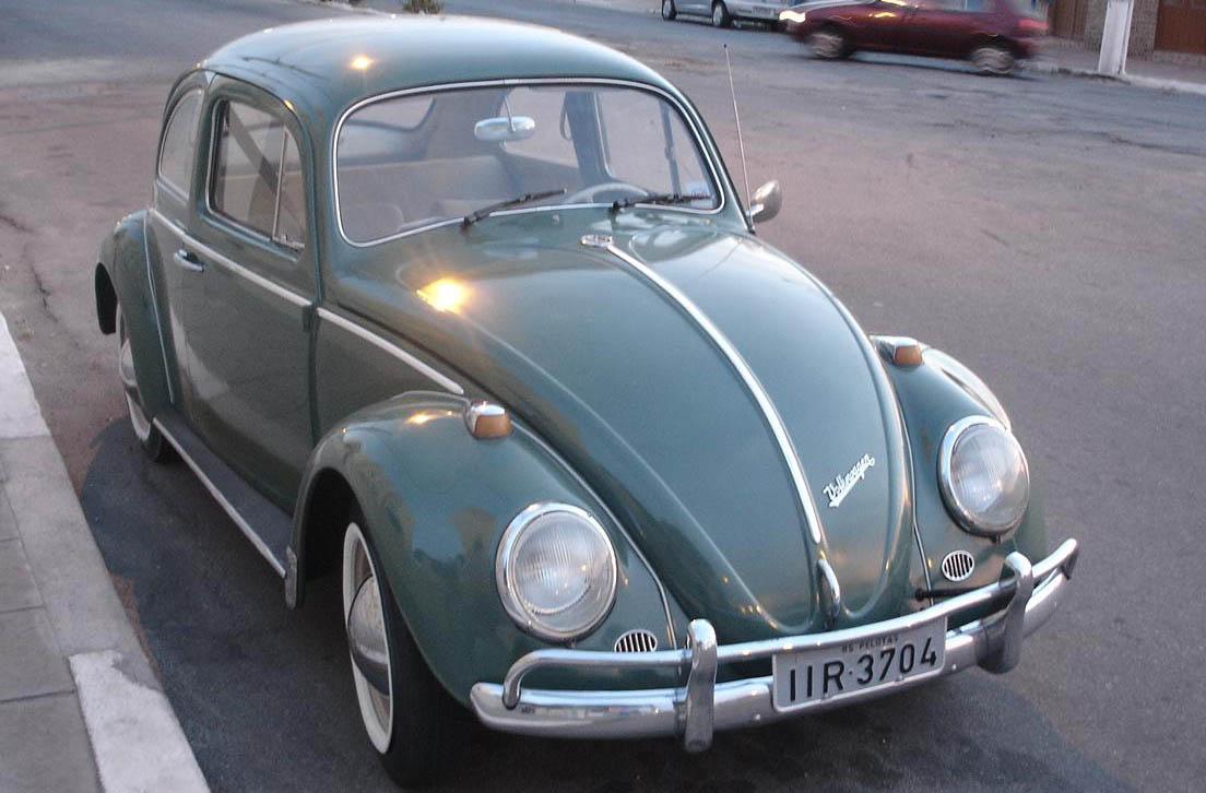 El Volkswagen Sedán 1971 fue elegido como el auto oficial de los Taxis en la CDMX