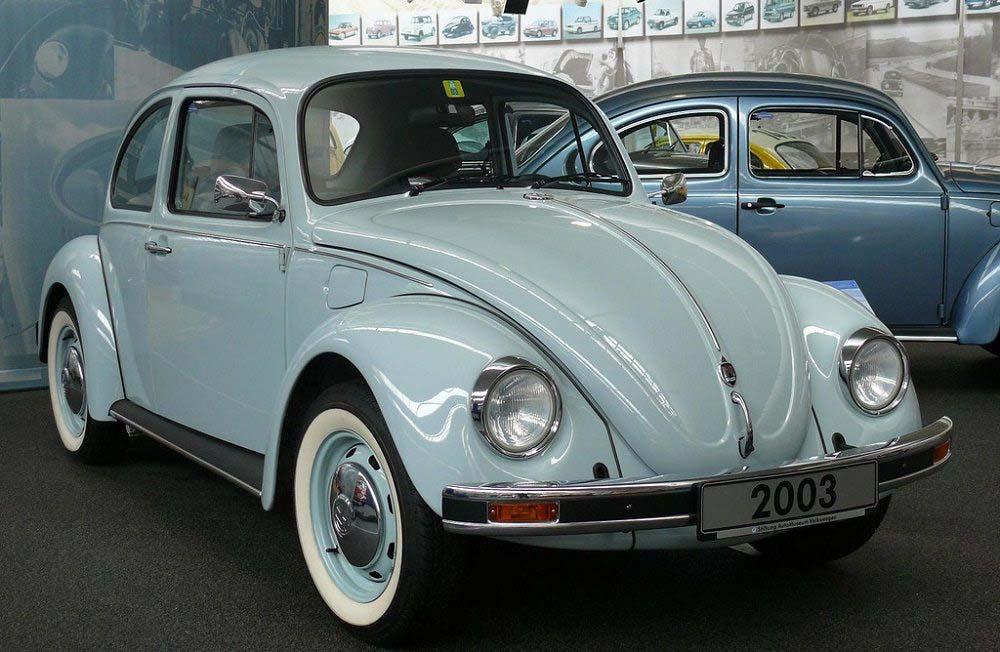 El Volkswagen Sedán Última Edición salió en 2003