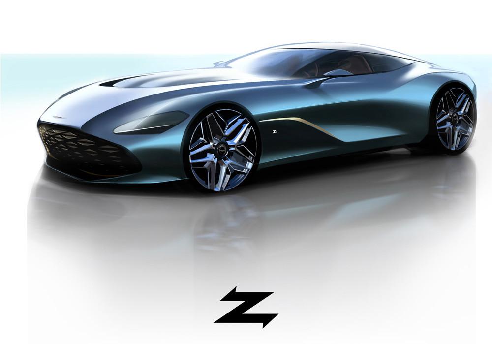 Aston Martin DBS GT Zagato