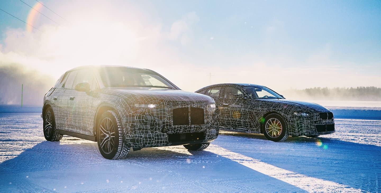 BMW iNEXT e i4