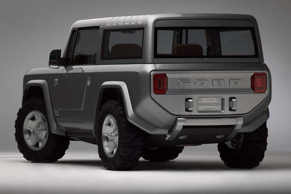 Ford Bronco Concept 2004