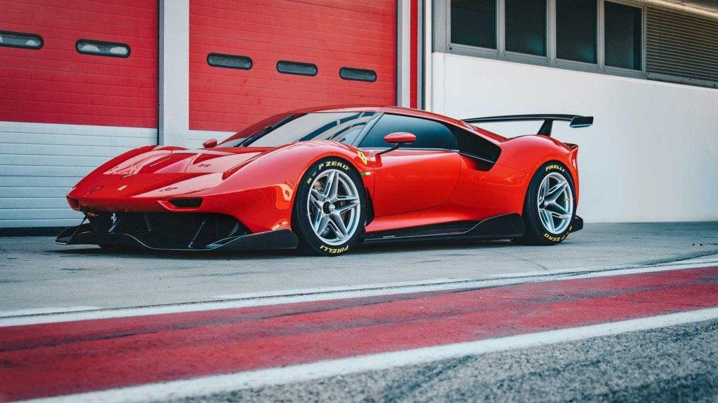 Ferrari P80/C, el proyecto más ambicioso de la marca italiana hasta ahora