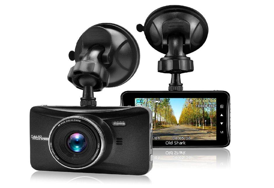 Una cámara de vigilancia para auto podría ser de utilidad la hora de denunciar un delito