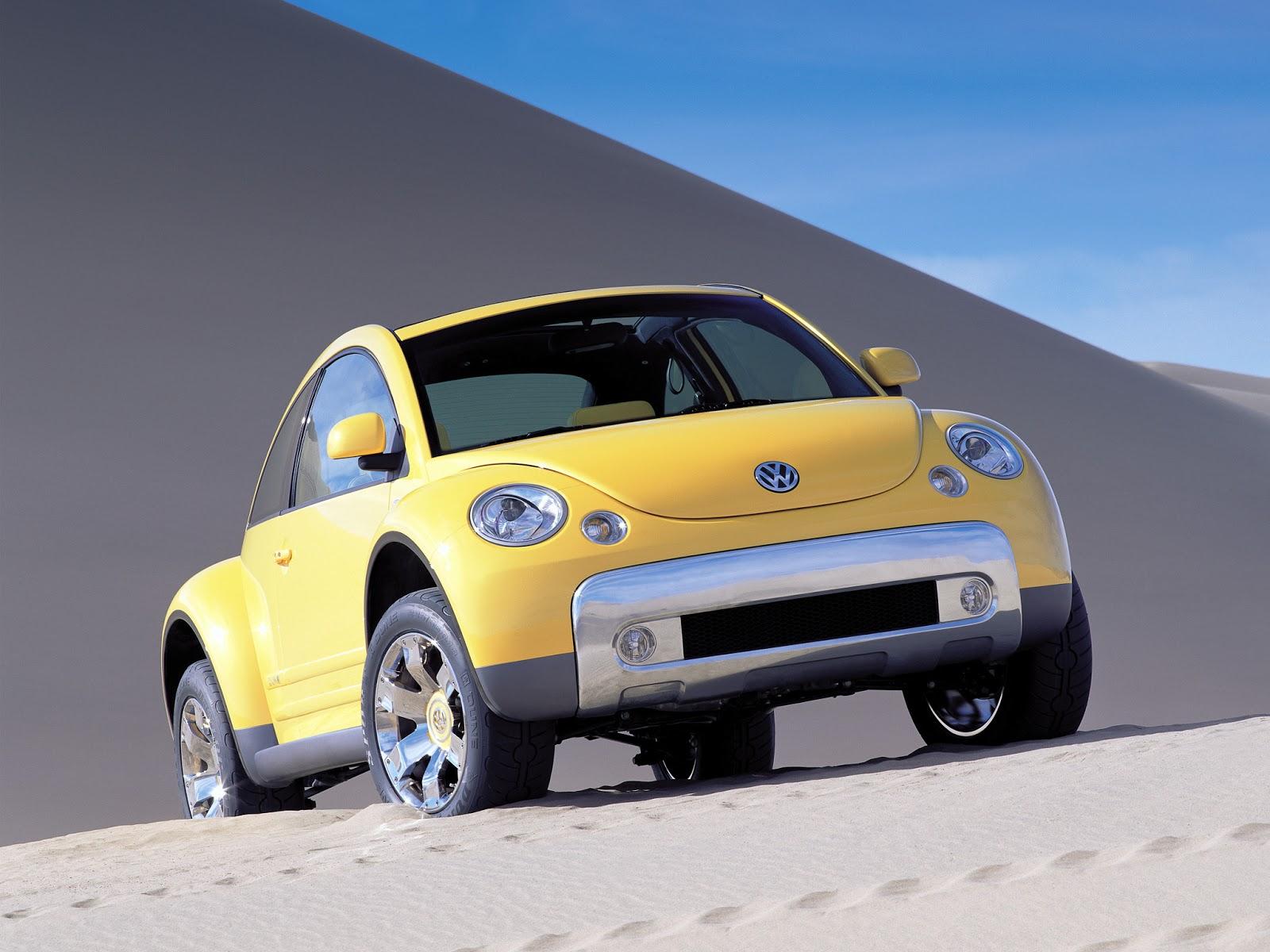El Volkswagen Beetle Dune sí llegó a producción
