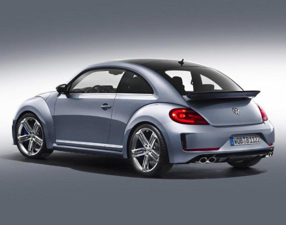 Este Beetle vio la luz en el Auto Show de Frankfurt de 2011
