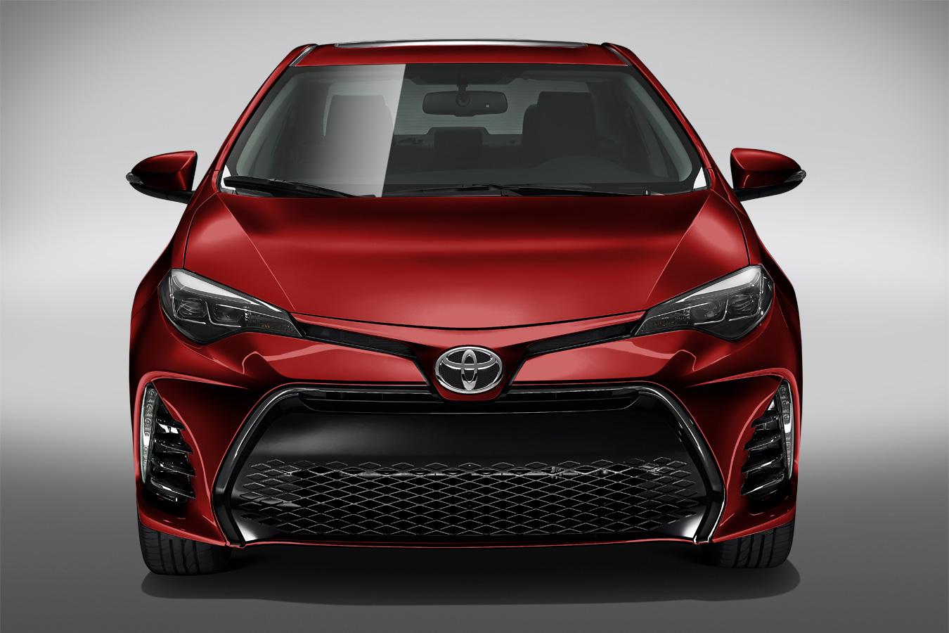El Toyota Corolla SE Plus CVT 2019 es un sedán conservador