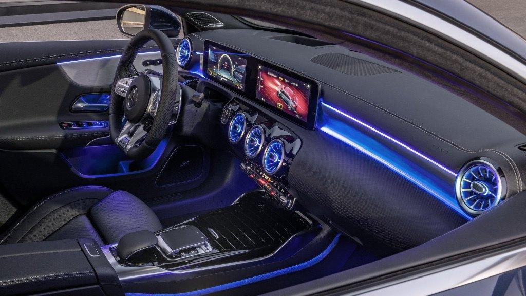 Mercedes-AMG A35 4matic, el nuevo sedán deportivo de la marca alemana