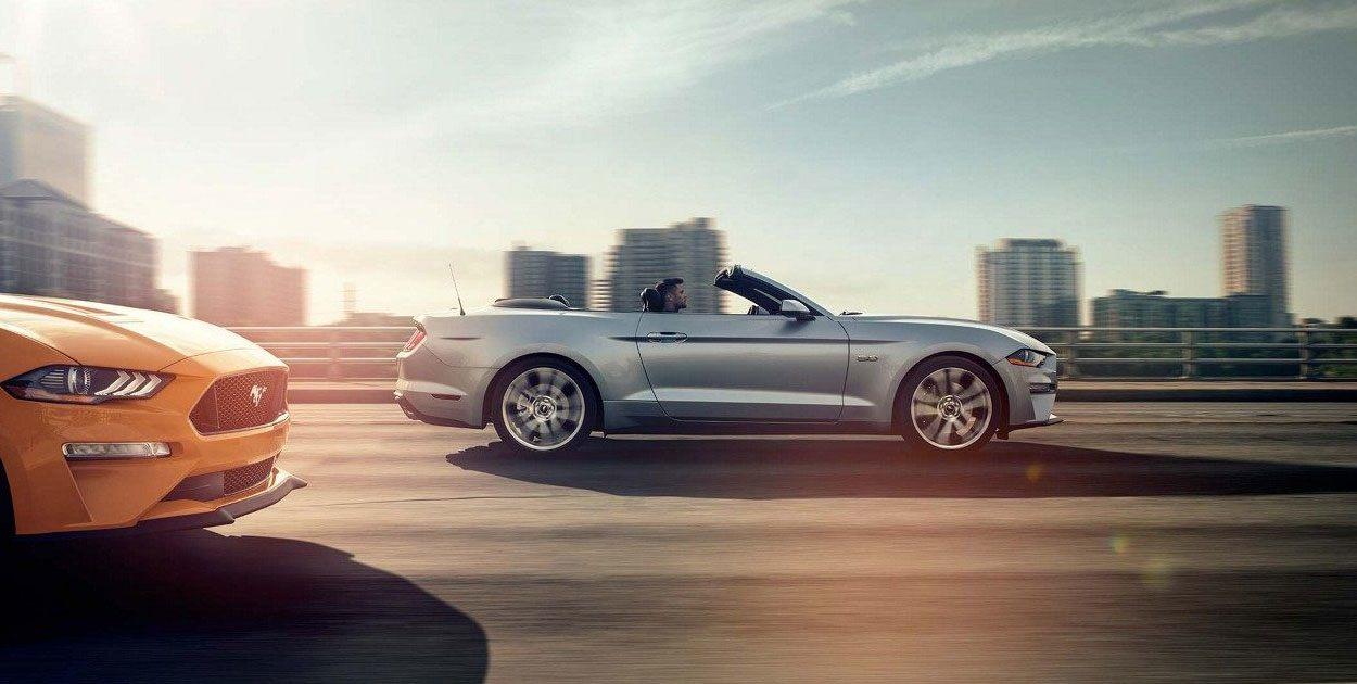 El Ford Mustang V8 TA Convertible 2019 presume gran diseño y desempeño