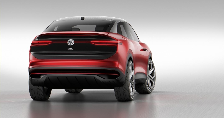 La Volkswagen I.D. Lounge será un auto clave para la electrificación de la marca