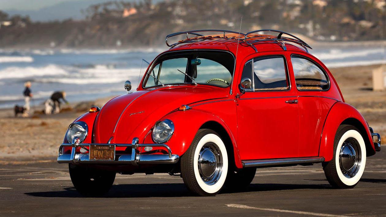 El Volkswagen Sedán es un auto emblemático de la marca