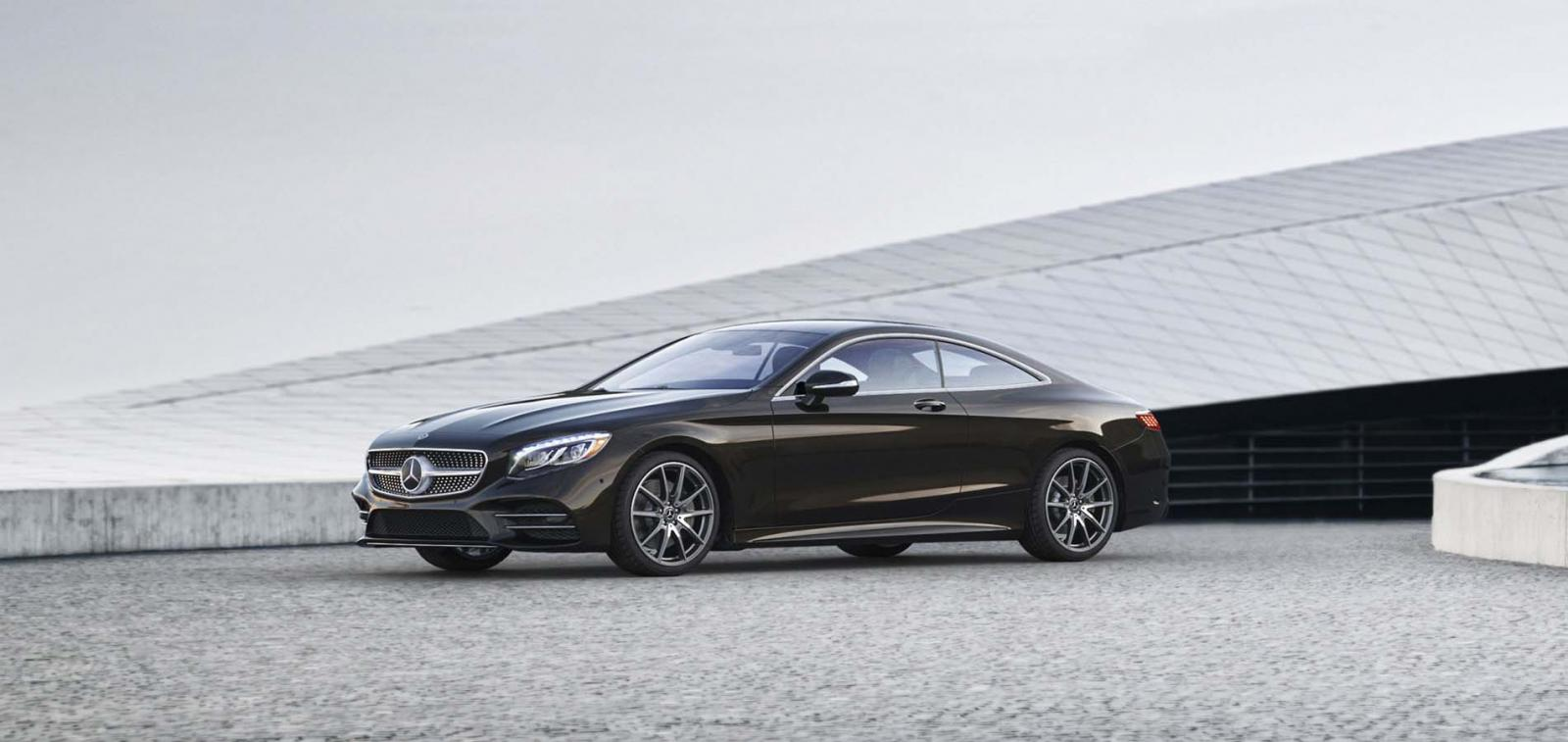 Mercedes-Benz Clase S Coupé