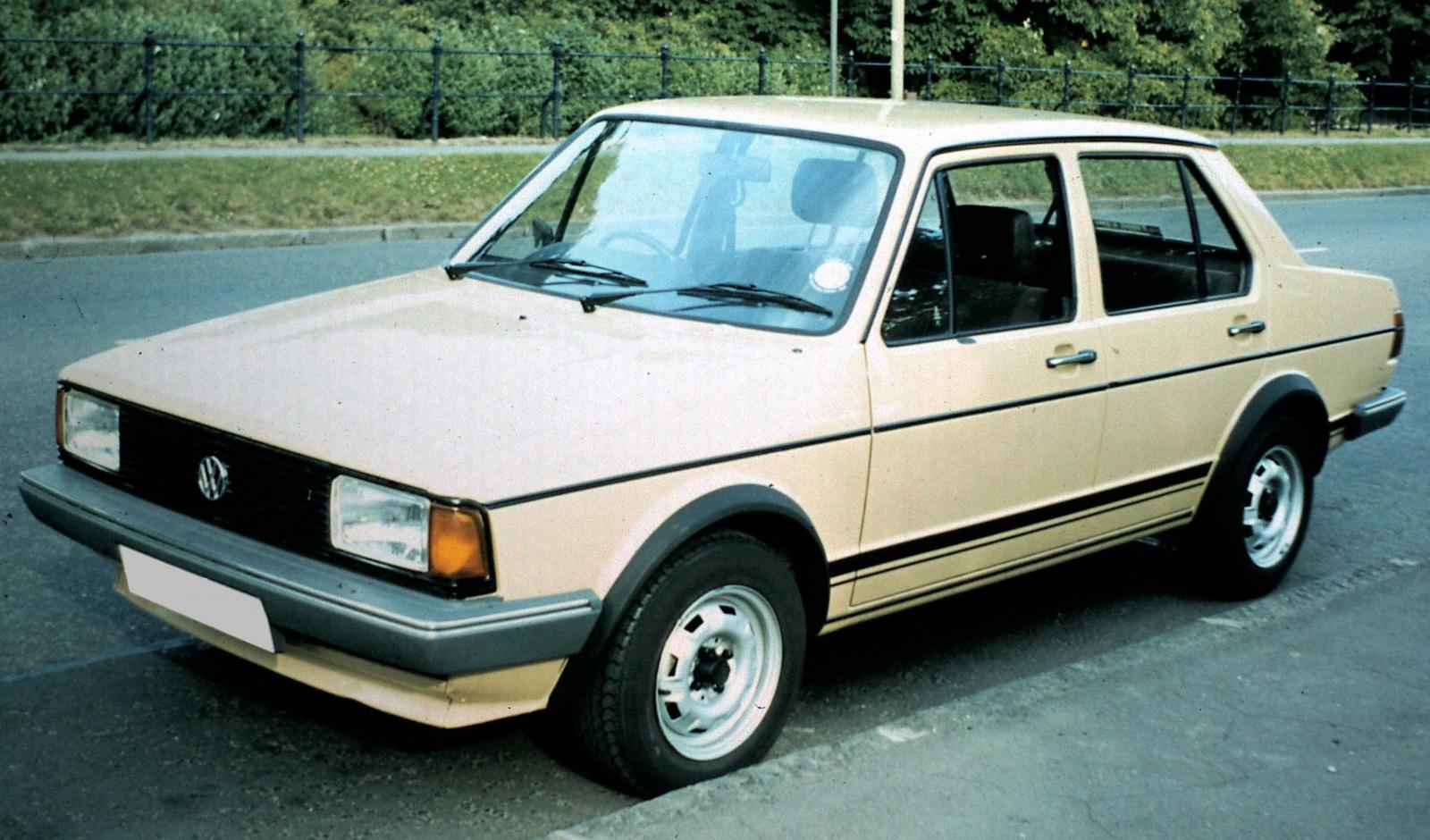 El Volkswagen Atlantic fue conocido en Alemania como el Jetta