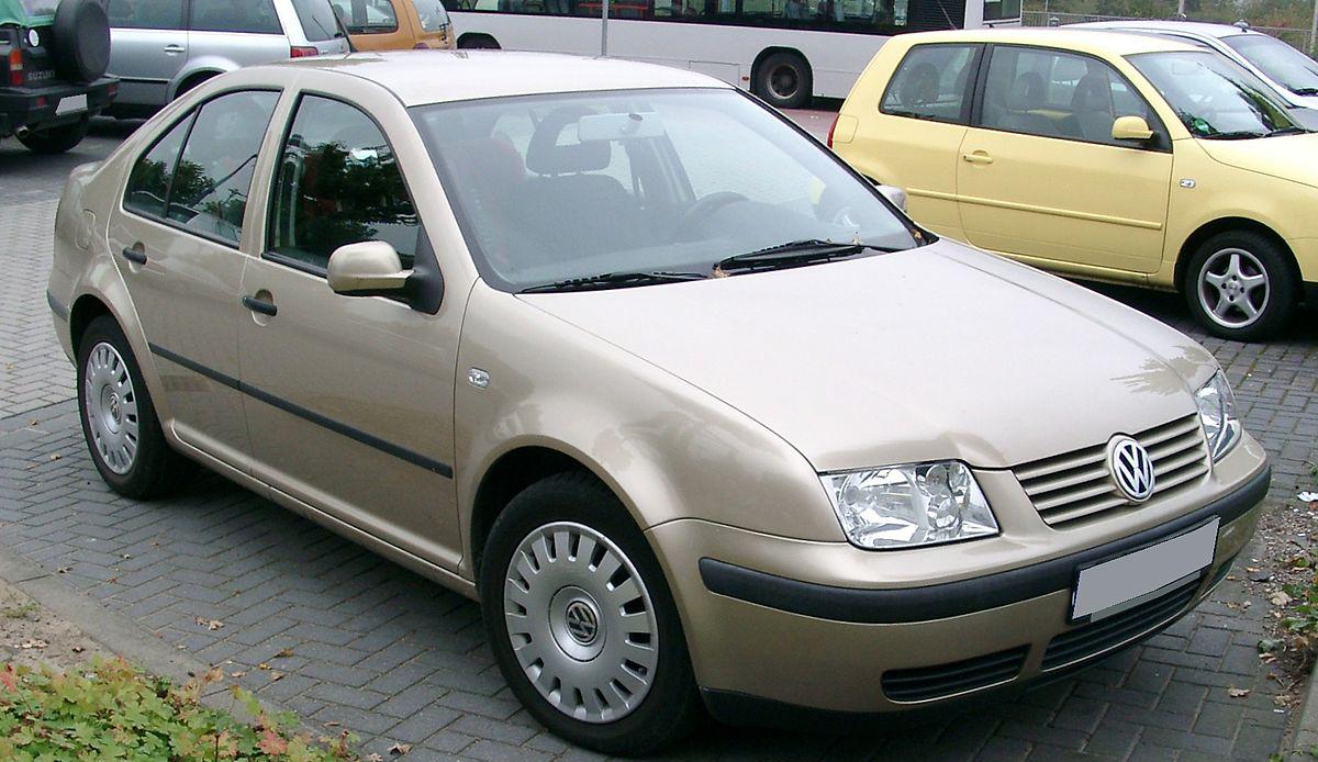El Volkswagen Bora no es otra cosa más que la quinta generación del Jetta