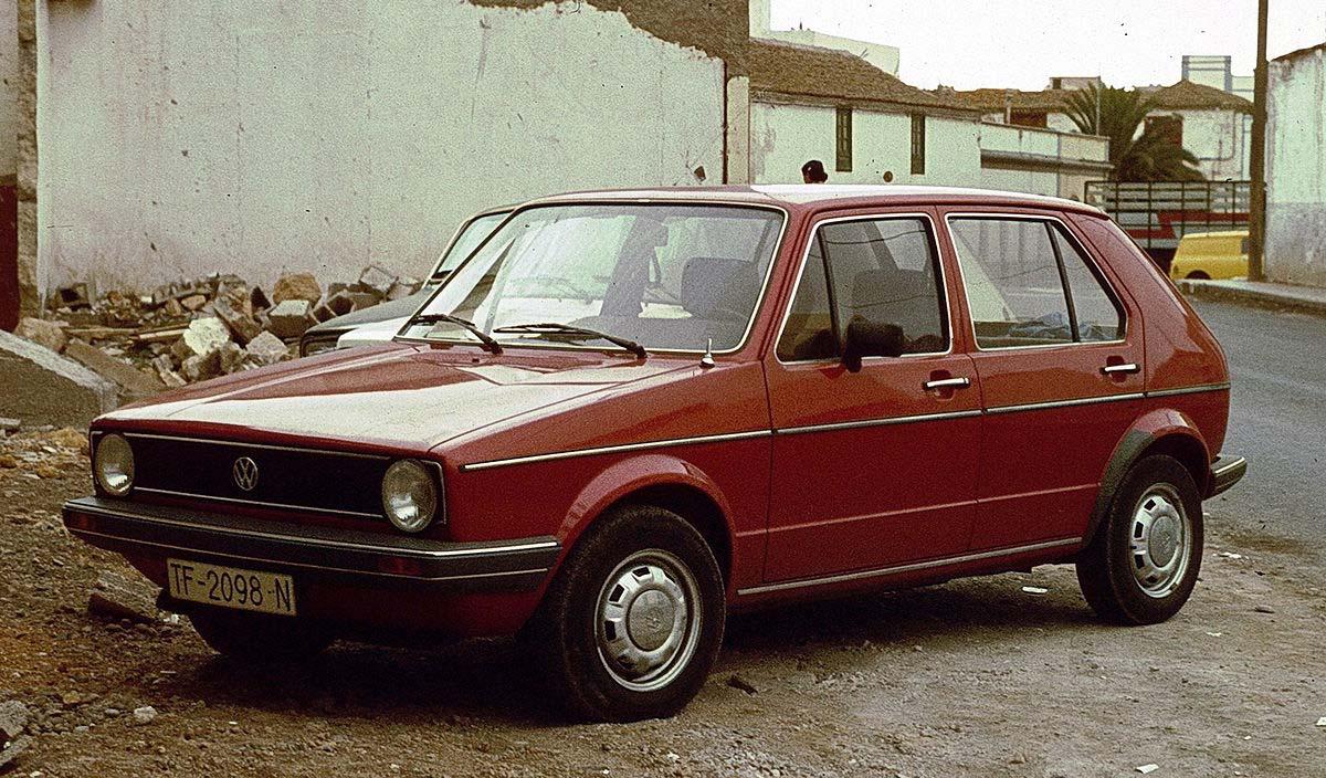 El Volkswagen Caribe también fue un auto legendario en tierras mexicanas