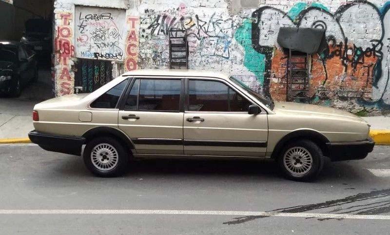 El Volkswagen Corsar era conocido en otros países como Passat