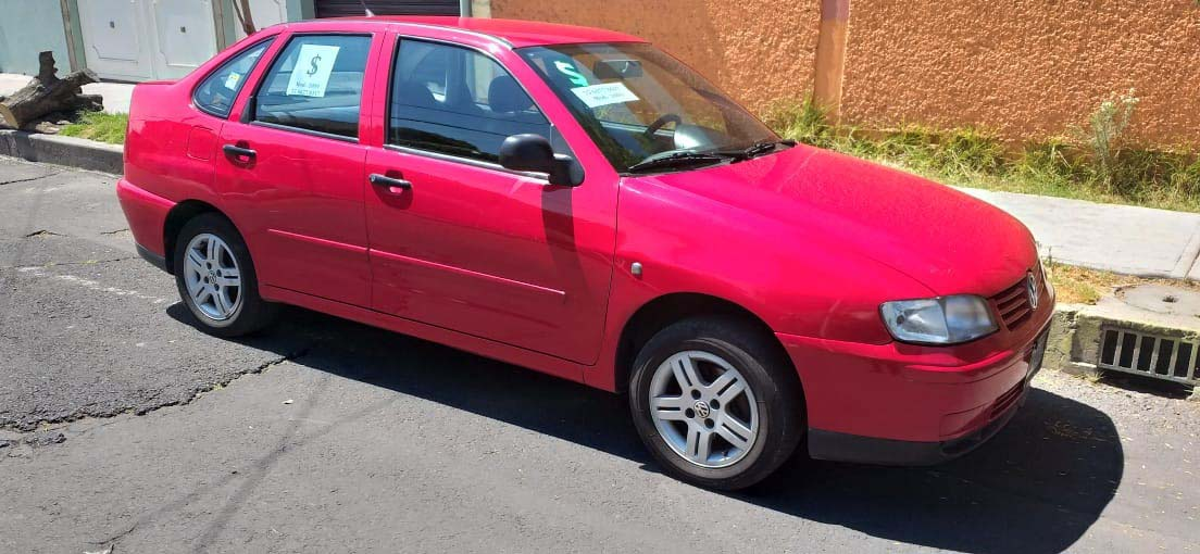 El Volkswagen Derby comenzó a producirse en 1994