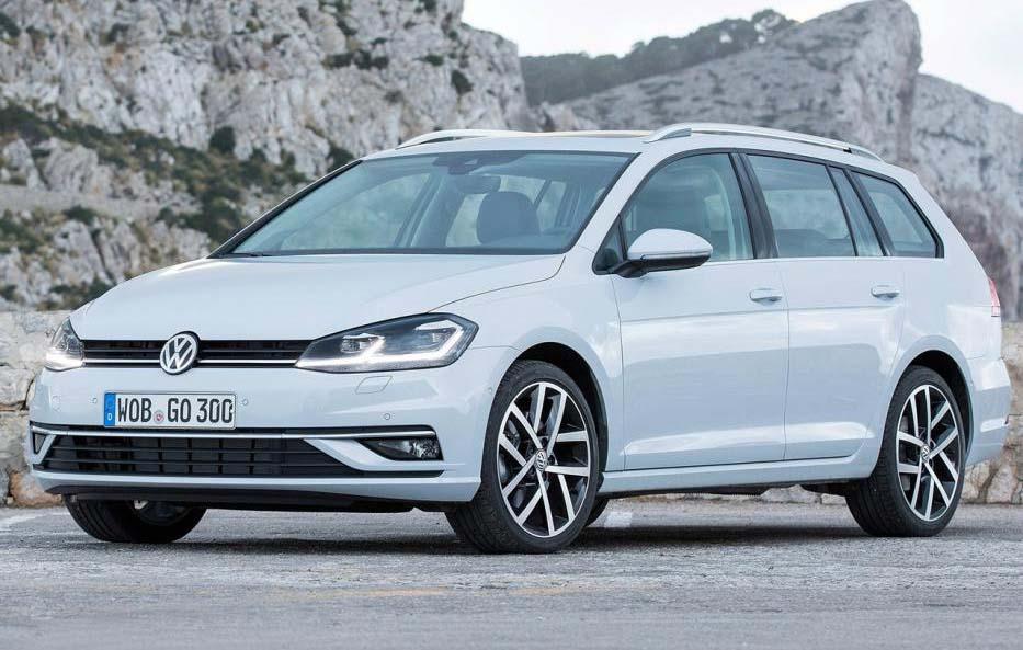 La quinta generación de la Volkswagen Golf Variant se fabricó en México