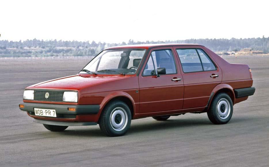 El Volkswagen Jetta II reemplazó al Volkswagen Atlantic