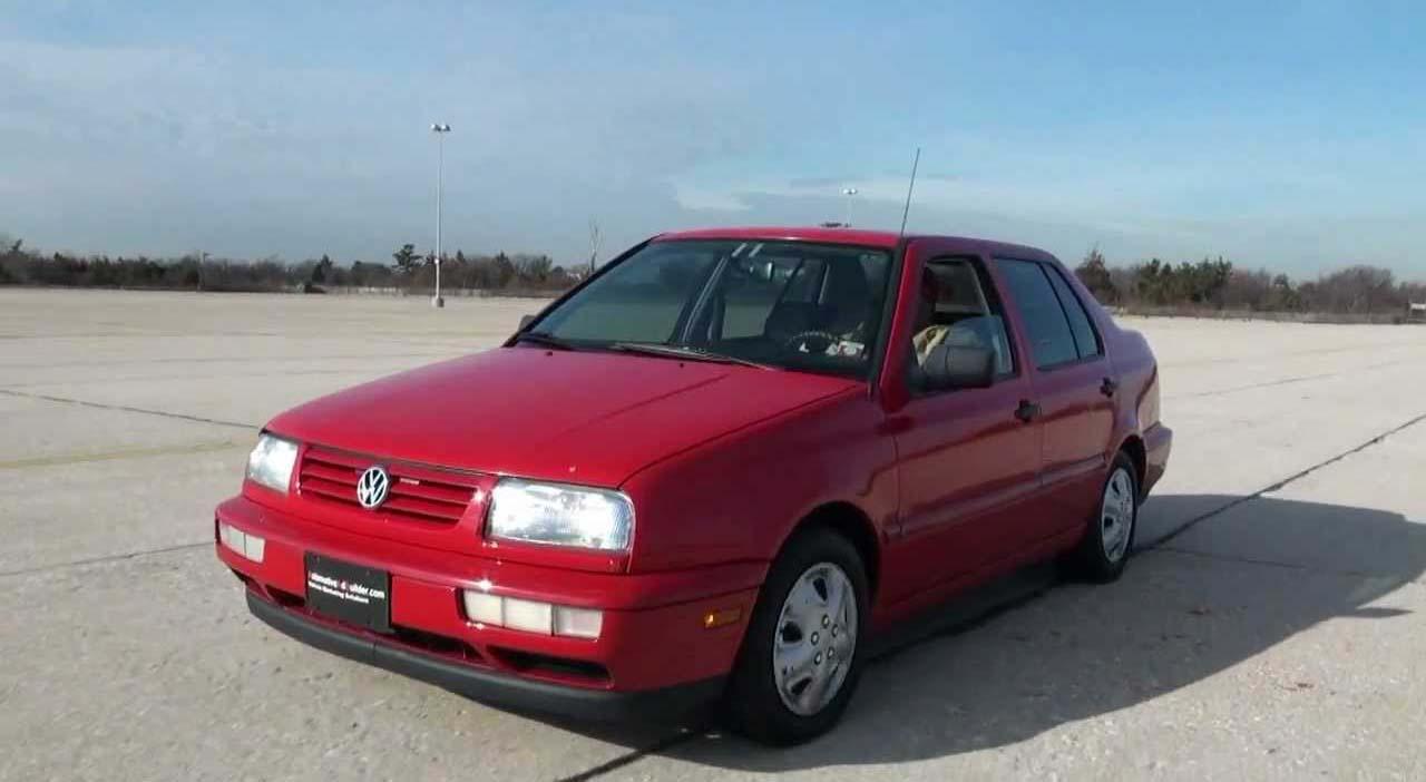 El Volkswagen Jetta III comenzó a venderse en 1992