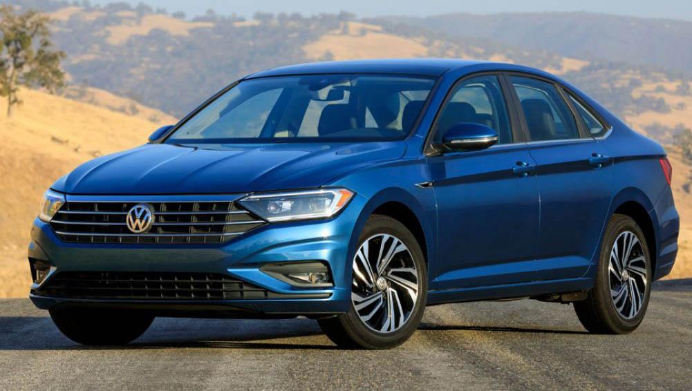 La séptima generación del Volkswagen Jetta VII llegó en 2018