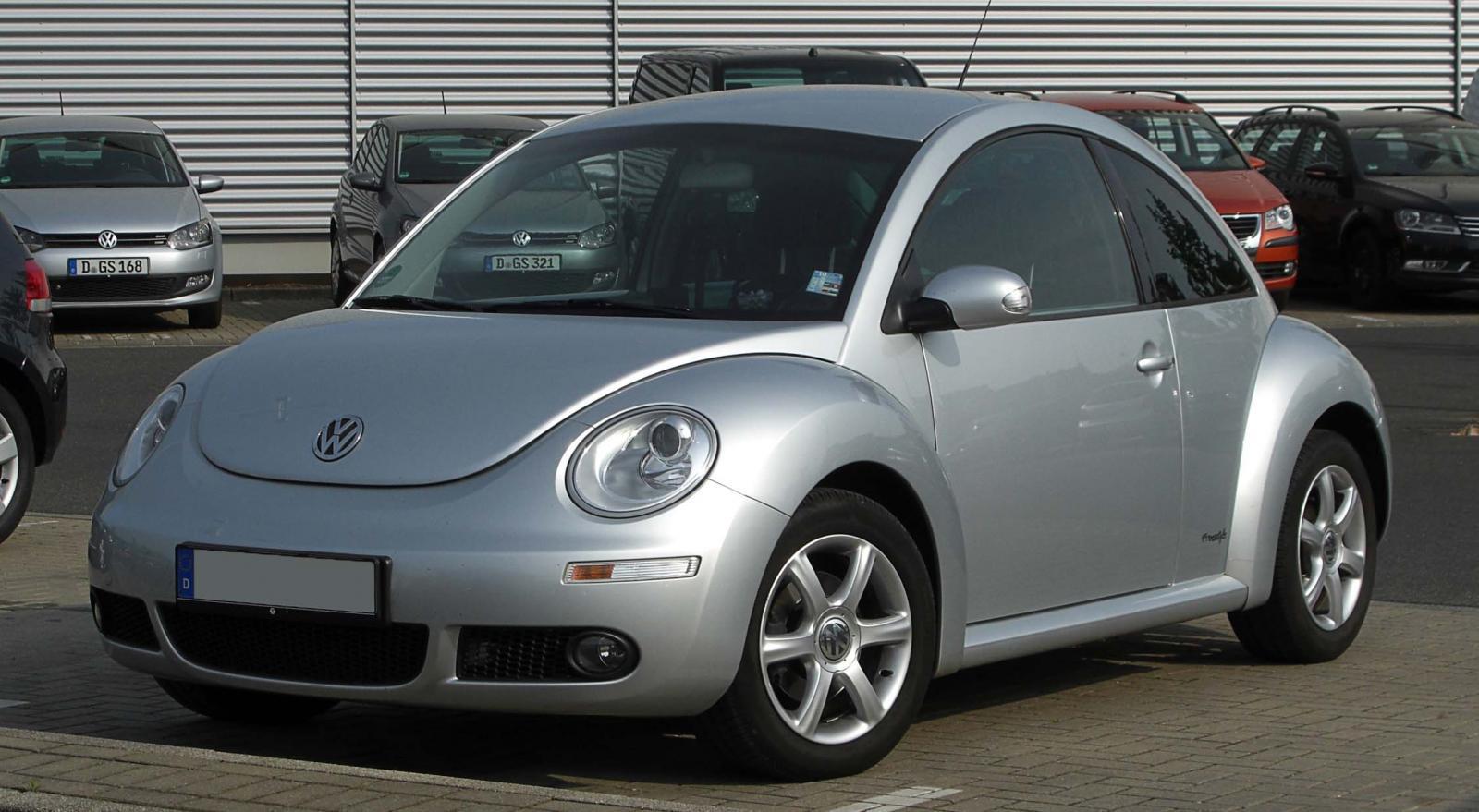 Para el 2011 llegó al segunda versión del New Beetle
