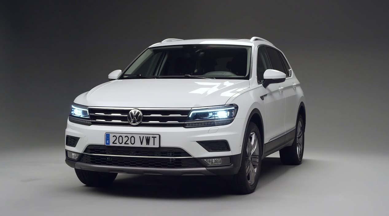 La Volkswagen Tiguan de segunda generación se fabrica en México