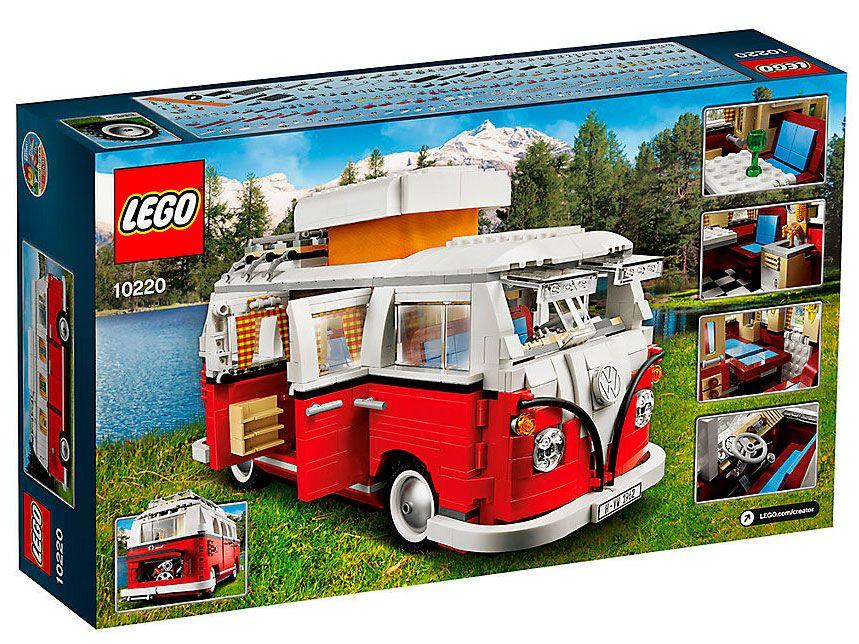 Lego Volkswagen T1 Camper Van