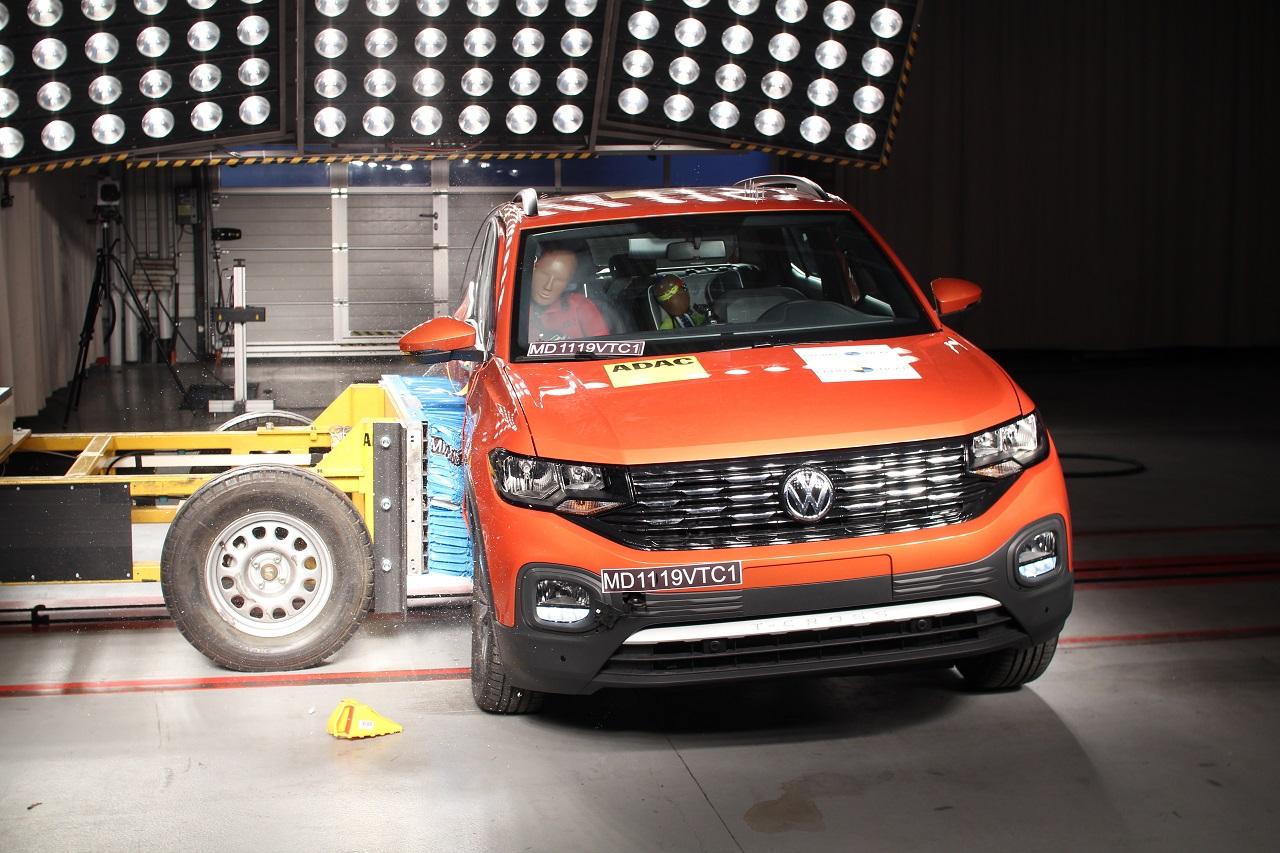 Volkswagen T-Cross y Toyota Yaris obtiene buenas calificaciones con Latin NCAP