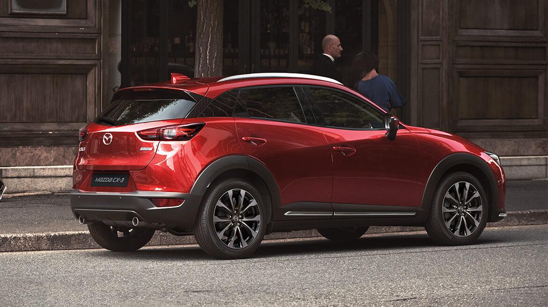 Mazda CX-3 iSport 2WD 2019
