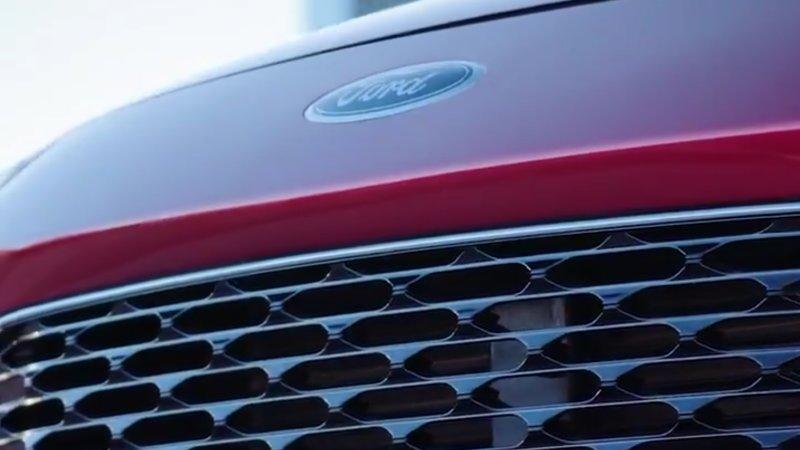 Ford Escape Teaser