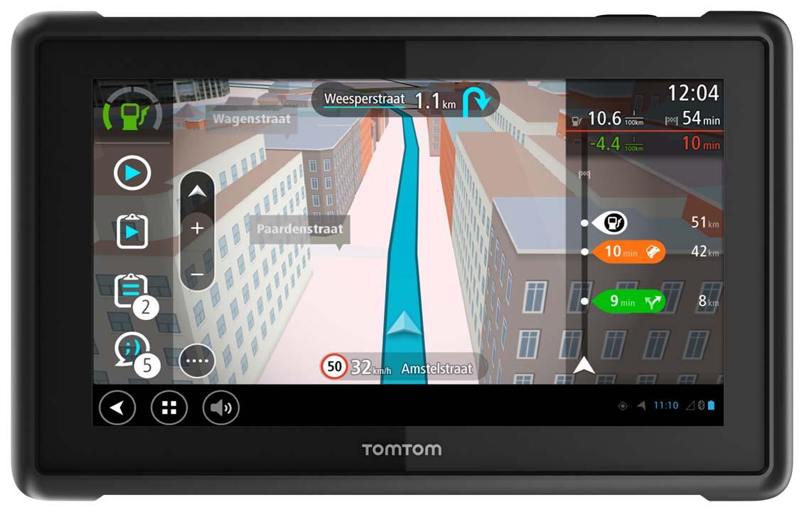 TomTom Telematics es líder de soluciones digitales en Europa