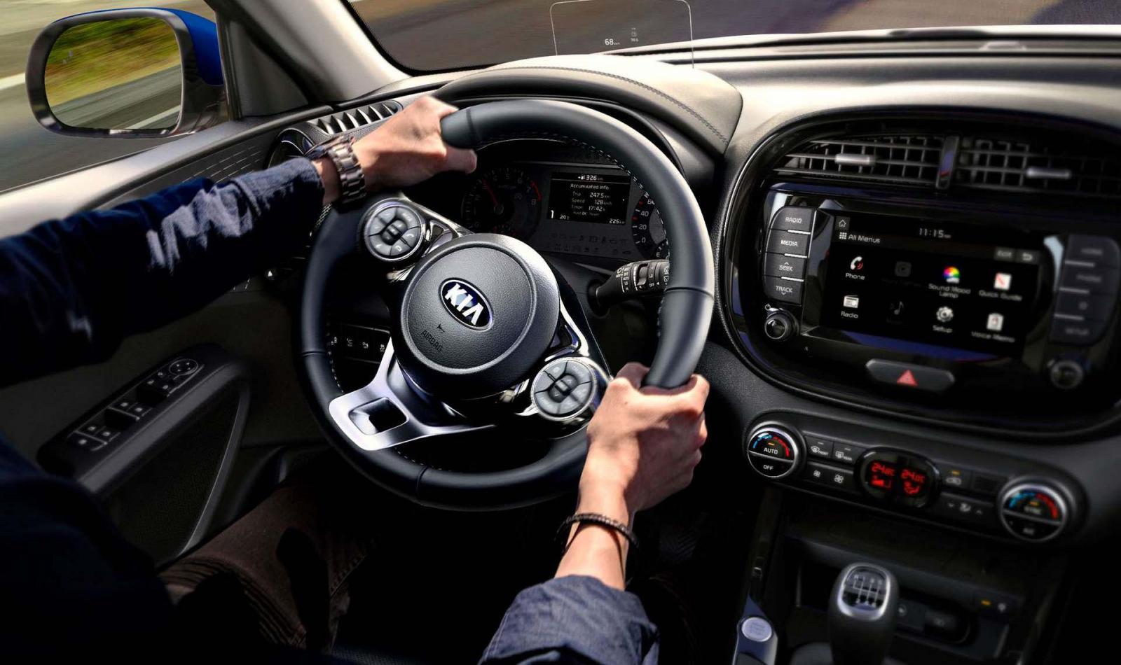 El Kia Soul 2020 precio en México tiene dos opciones de motor