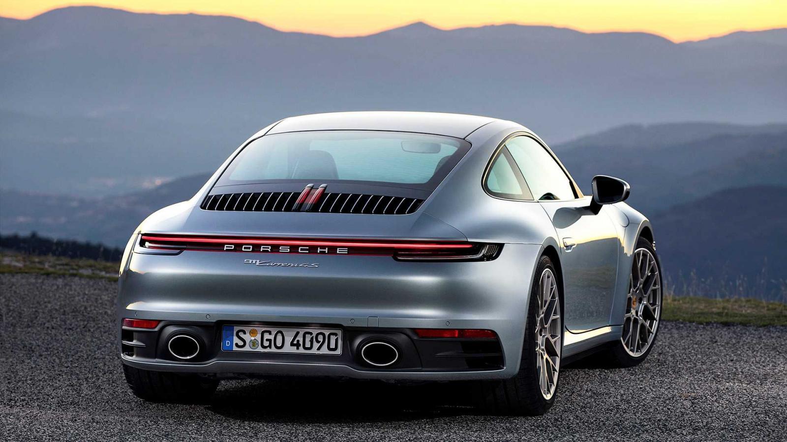 Porsche 911 Carrera precio en México