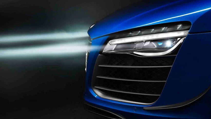 Tipos de focos para autos Laser