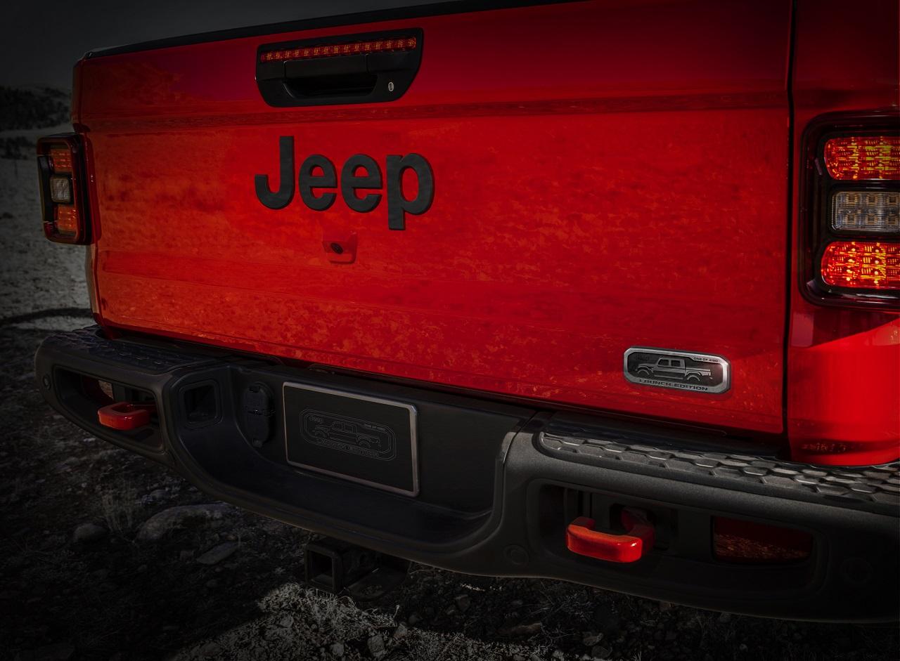 Jeep Gladiator Launch Edition, solo disponible por 1 día