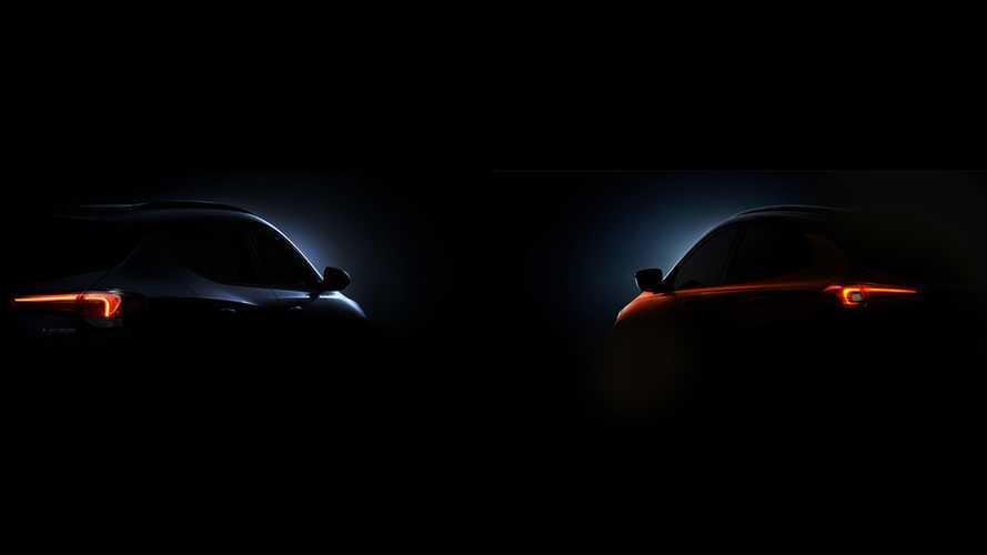 La Buick Encore 2020 se prepara para la gran presentación en Shanghái
