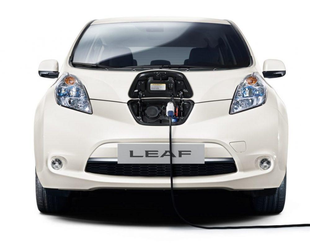 El Nissan LEAF incorpora el sistema de carga bidireccional en pro de una movilidad sustentable