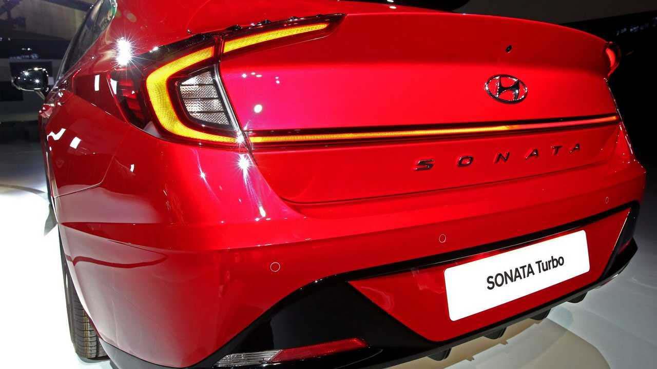 El Hyundai Sonata Turbo 2020 es una incógnita en los mercados internacionales