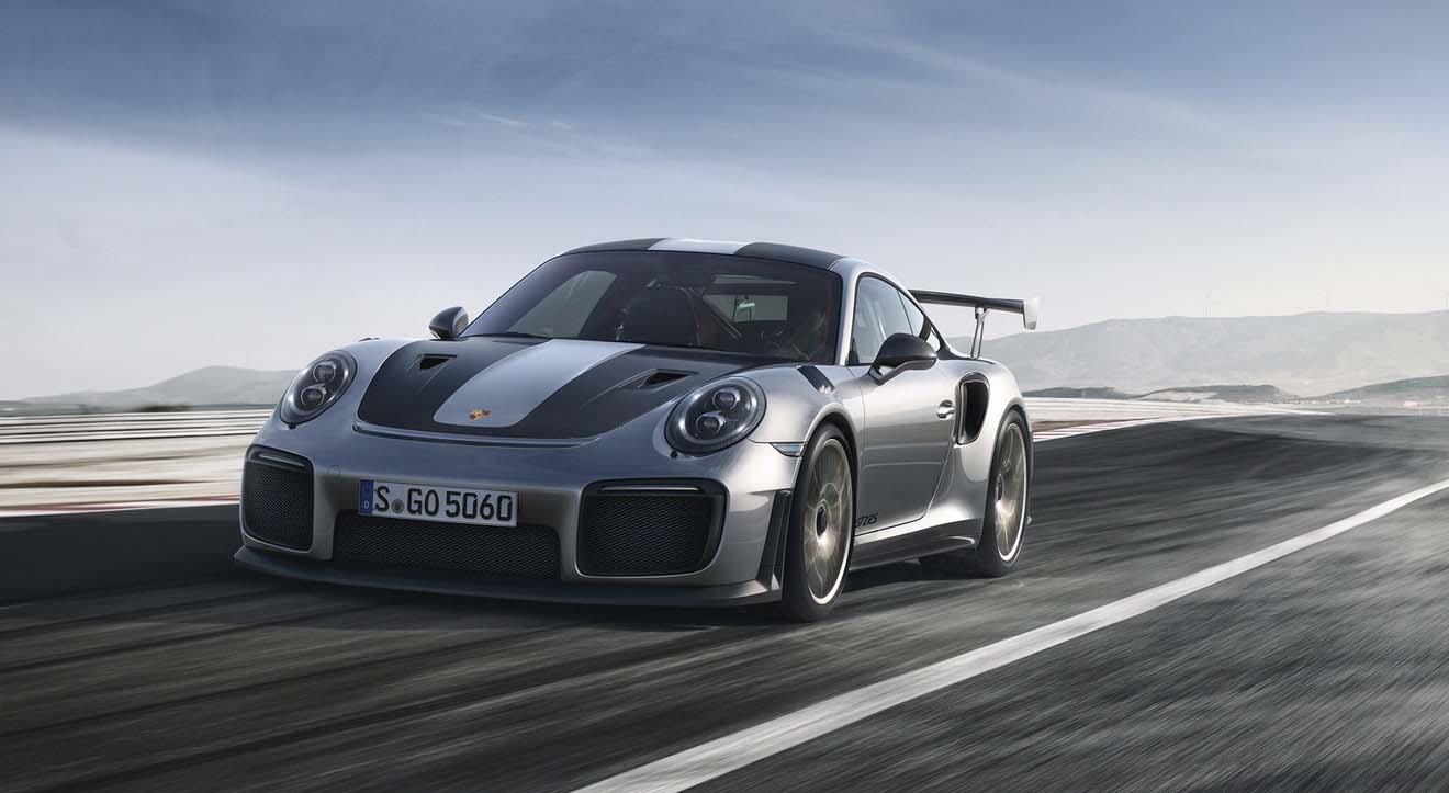 El Porsche 911 GT2 RS es en sí mismo una anomalía