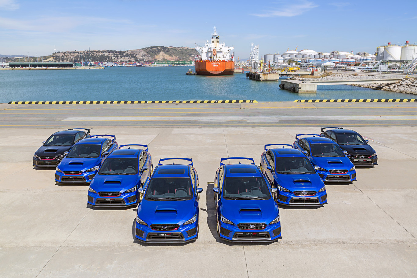 Subaru WRX STI Final Edition, el icónico deportivo se despide con una edición especial