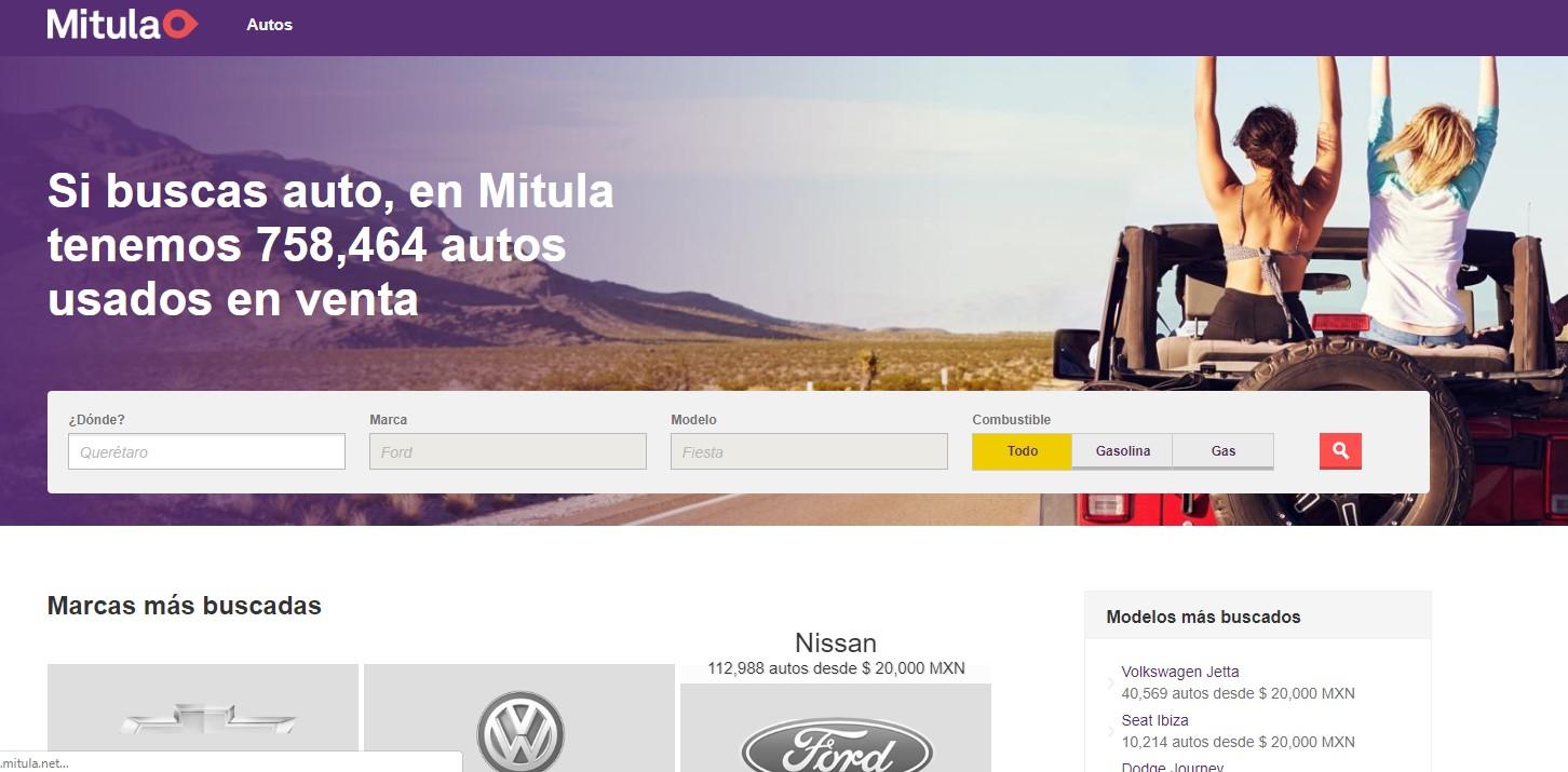 Autos Mitula
