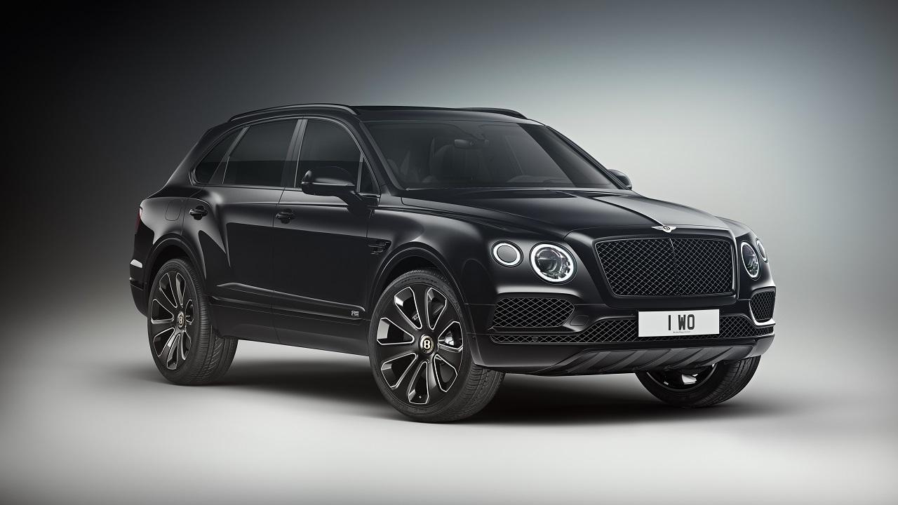 Bentley Bentayga Design Series, celebrando un siglo de vida